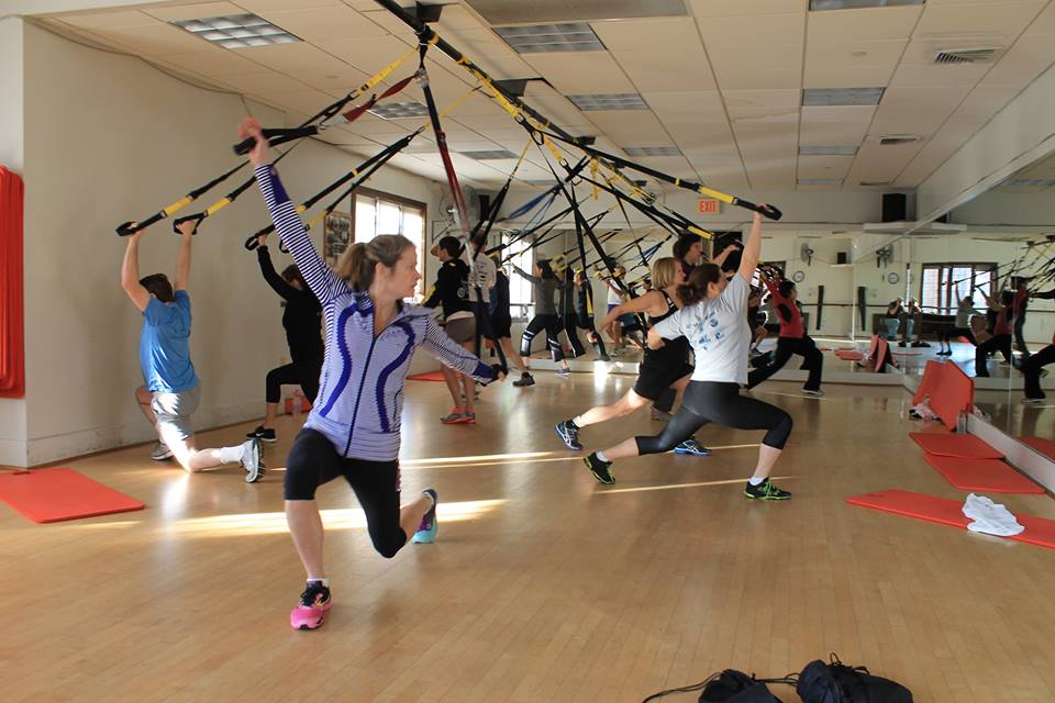daily strength training